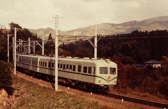 流線形や欧州調…、今はなき昭和の3電車の姿
