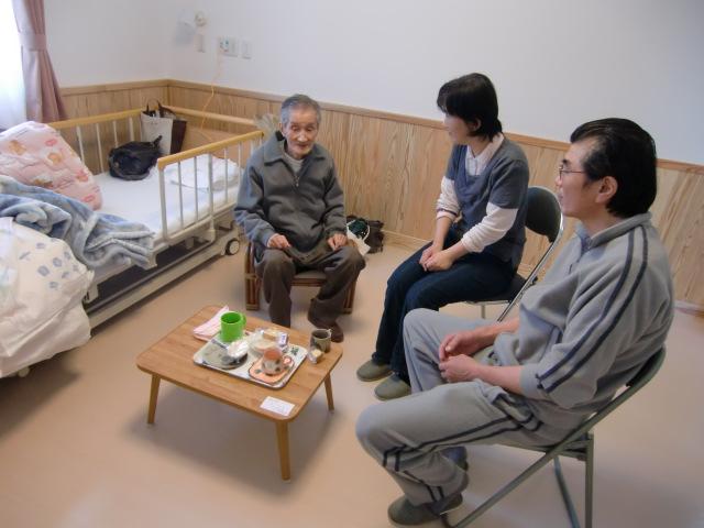 大地震被災者受け入れへ。特養施設の新館オープン