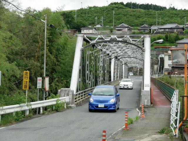 住民の悲願がやっと実現することになった恋野橋の架け替え
