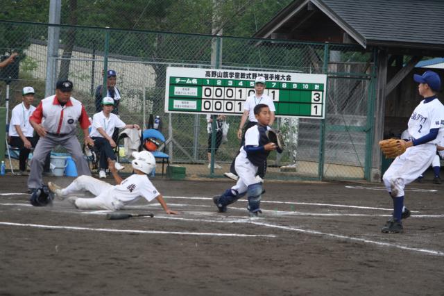 高野山学童野球で奈良代表2連覇~50チーム熱戦