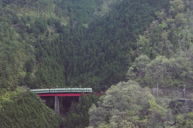 空海のお山へズームカー往来~絶景かな笠木の高台