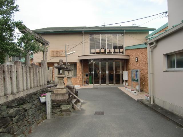 橋本市の東家コミュニティーセンター