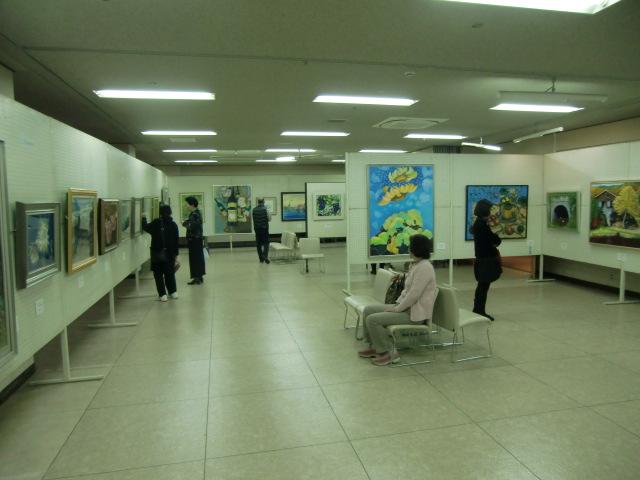 橋本市民総合文化祭(上)~絵画、写真展の紹介