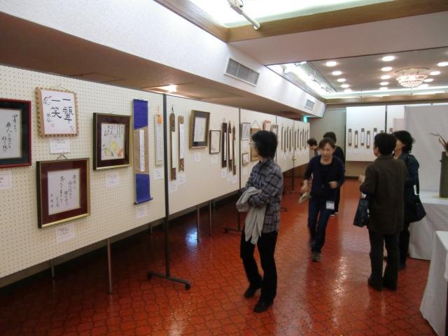 橋本市民総合文化祭(下)文芸、施設作品など紹介