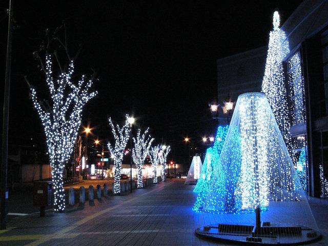 2011/11/26(土) 18:00~ ラブリーホール・ウインターイルミネーション