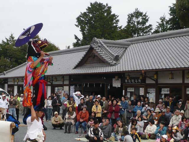 2012/04/15(日) 12:00~16:00 隅田八幡神社講社祭