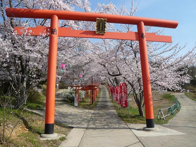 2012/04/08(日) 13:00~丸高稲荷春まつり(雨天決行)