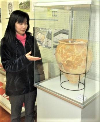 弥生人の哀歓ひしひし~橋本の遺跡・出土品展示