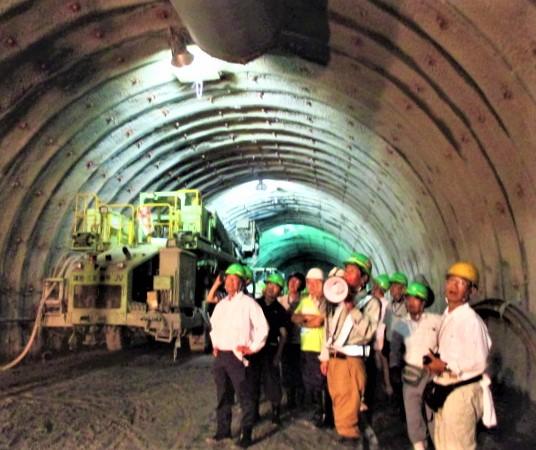 紀見トンネル