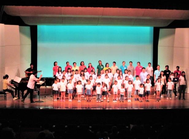 ♪合唱集団「おとだま」♪10周年記念コンサート♪