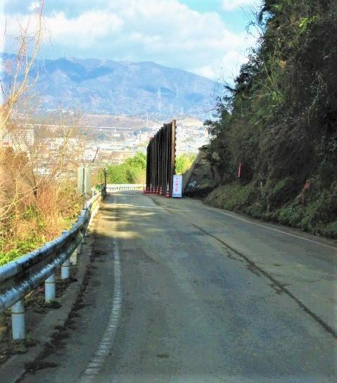 高野山へ通行OK♪台風被災の県道高野・橋本線