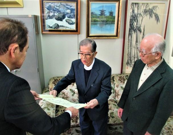 橋本駅「ゆかいな図書館」表彰♪読書運動推進協議会