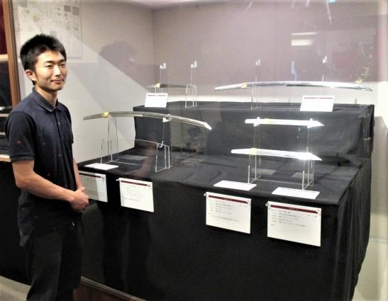 武士の魂「日本刀展」開幕!九度山真田ミュージアム