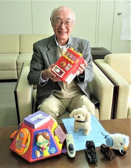 若者よ玩具ドクターに♪おもちゃ病院設立10周年