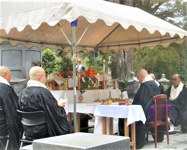 東日本大震災・犠牲者を忘れない~高野山で追悼法会
