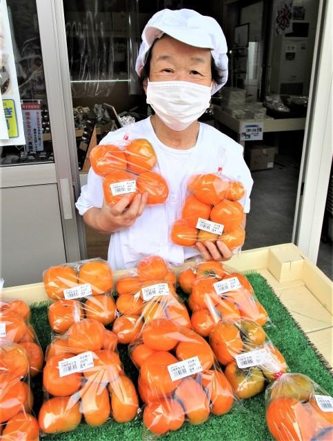名産・橋本の柿♡うまくて安いよ!産直・くにぎ広場